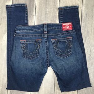{True Religion} Skinny Jeans